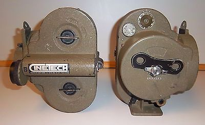 Bell & Howell TRIAD Type 71 35mm EYEMO camera. Used.