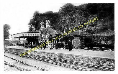 Brislington Railway Station Photo. Bristol - Pensford. Radstock Line. GWR. (4)