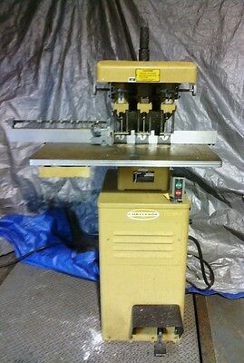 Challenge 3 spindle paper drill punch eh-3a