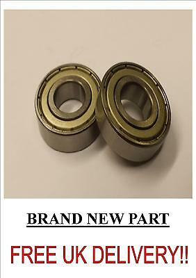 MINI MOTO DIRT BIKE 49CC WHEEL BEARING 6001Z PACK OF 2 6001z