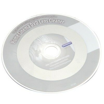 DVD Laser Lens Cleaner for Home Cinema with Voice Guide & 6 Cleaning Brushes