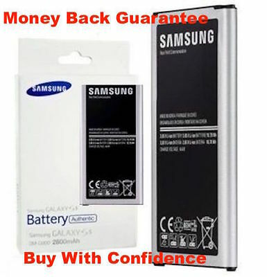 Original Genuine Official Samsung Galaxy S5 Battery GT-i9600 EB-BG900BBEGWW NFC