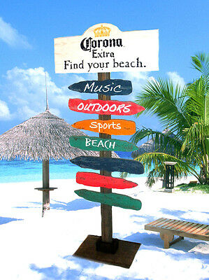 CORONA EXTRA BEER FIND YOUR BEACH SPORTS OUTDOORS ...