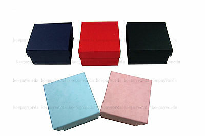 Present Gift Boxes Box For Bangle Jewelry Ring Earrings Bracelet Wrist Watch