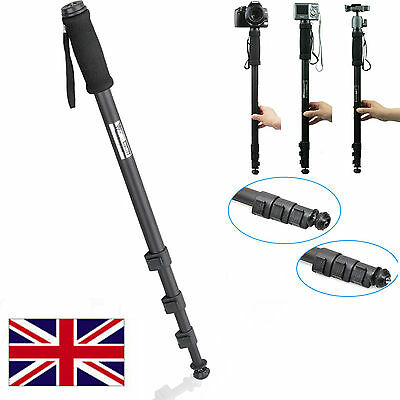 Lightweight Heavy Duty Monopod For Canon Nikon Sony Pentax Camera/Camcorder