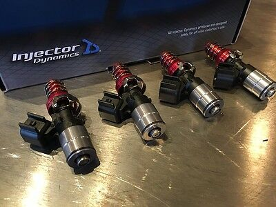 Injector Dynamics Fuel Injectors Top Feed 1000cc WRX STi - Always in stock!