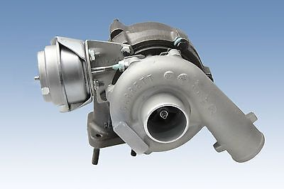 TURBOLADER OPEL VECTRA C SAAB 9-3 2.2 DTI 92KW 125PS 24445062 705204-0001