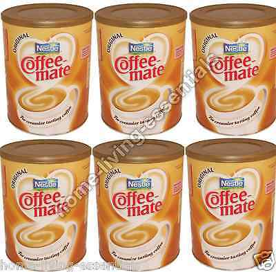 Coffee Mate Coffee Whitener Coffee Creamer 6 X 1kg Tubs Bulk Catering