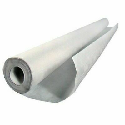 White Paper Banqueting Roll 100m x 115cm Party Wedding Catering Restaurant Pk 3
