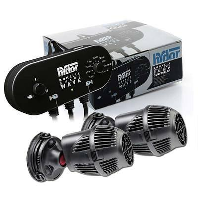 Kit Controller Hydor Smart Wave + 2 Pompe Koralia Nano 1600 Movimento Acquario