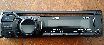 Jvc Kd-Hdr52 Faceplate