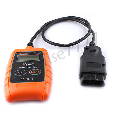 Vgate VC310 OBD2 OBD II Auto Scanner Code Reader Scan Tool for BMW AUDI FORD VW