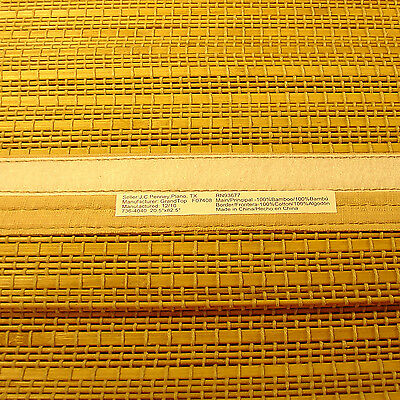 Jcpenny Cindy Crawford Costa Sliding Bamboo Panel 20 5 X82
