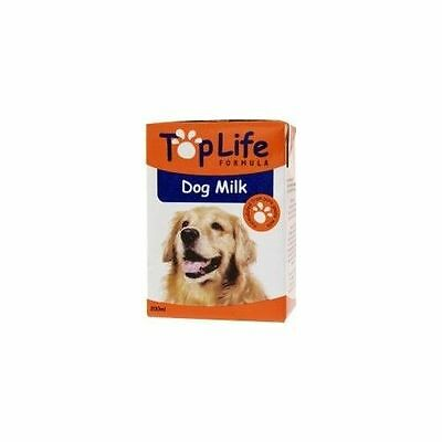 Delamere Dairy Limited Toplife Formula Dog Milk 200ml x18 - Foods - Dog - Treats