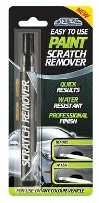CAR PRIDE Car Paint Scratch Remover Pen, Touch Up Pen For Any Colour Vehicle