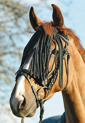Fly Fringe - Horse/Pony/Summer/Flies/Protection/Field