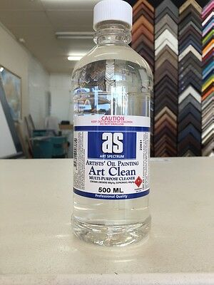 Art Spectrum Art Clean (artist Turpentine) 500ml