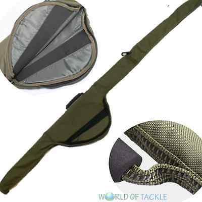 Rod Sleeve / Bag For Made Up Rods for 12ft Carp Fishing Padded Free Postage