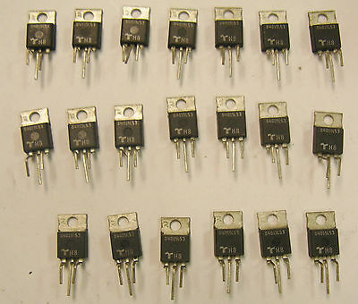 New 250 PCS S4015L 400 V 15 Amp Thyristor SCR TO-220 Package
