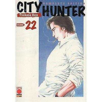 City Hunter Complete Edition 22 - Planet Manga - Nuovo