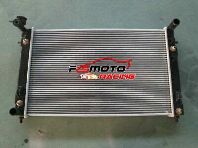 FOR Holden Commodore VT (SERIES 1 AND 2)  VX V6 AT/MT RADIATOR Dual Oil Cooler