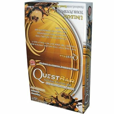All Natural Quest  protein Bars Chocolate Peanut Butter Flavour