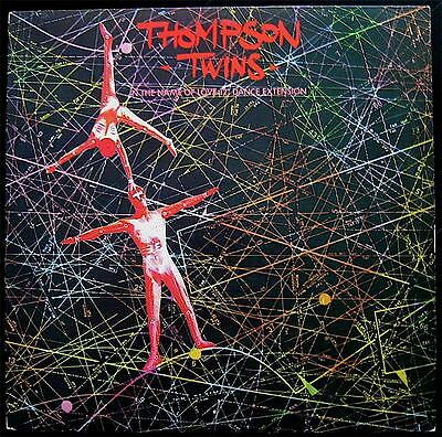 THOMPSON TWINS - IN THE NAME OF LOVE * 1982 Massive Club Classic * LISTEN