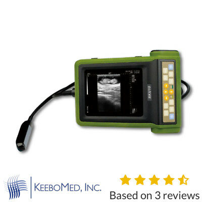 Handheld Ultrasound Large Animals-For Left and Right-Handed users -Keebomed