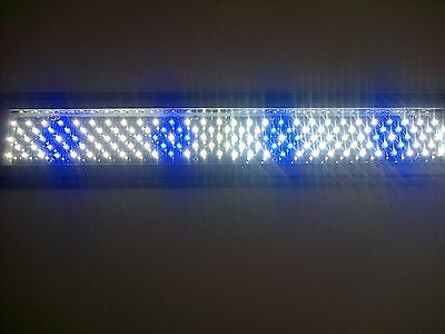 LED over tank luminaire 60cm and 90cm (2ft, & 3ft) - Price Reduction!