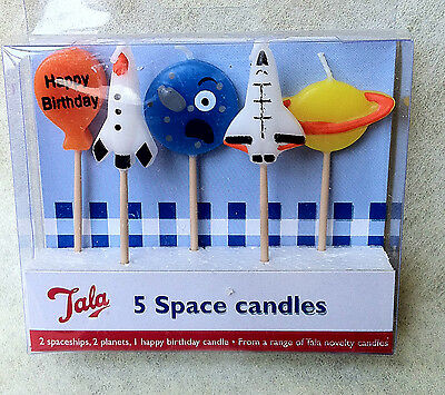 Tala Space Candles