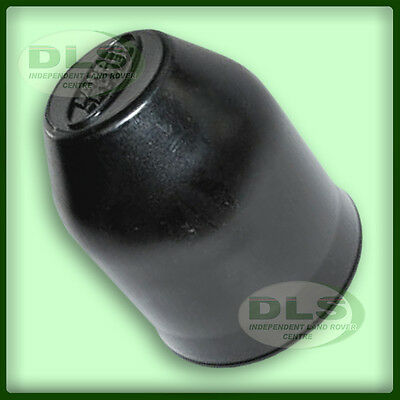 LAND ROVER DISCOVERY 1 - 50mm Plastic Tow Ball Cover with Logo (ANR3635)