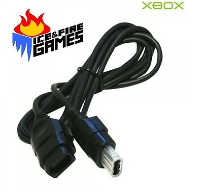 New 6 Ft. Controller Cable Extensions for the Original Microsoft Xbox System