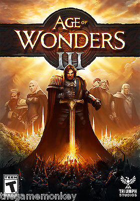 AGE OF WONDERS 3 [PC/Mac/Linux] Europe only STEAM key
