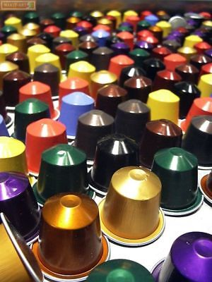 NESPRESSO COFFEE ALL FLAVORS you have to buy 20 capsules (2 sleeves MINIMUM)