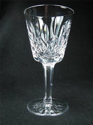 WATERFORD CRYSTAL LISMORE Pattern WIne (Claret) Goblet made in Ireland