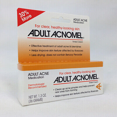 Acnomel Adult Acne Medication, 1oz 038485911610T650