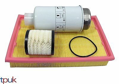 TOP QUALITY  FORD TRANSIT MK7 FILTER SERVICE KIT OIL AIR FUEL 2.4 TDCi 2006 ON