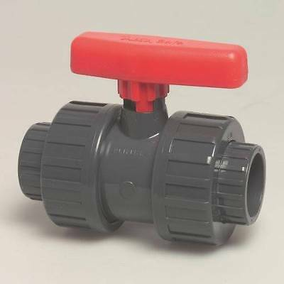 High Quality PVC U Ball Valves Solvent Weld Double Union 20 25 32 40 50 63 mm