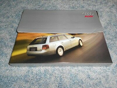 1999 Audi Media Press Release Information Kit Pictures Oem 100 Years A4 A6 A8