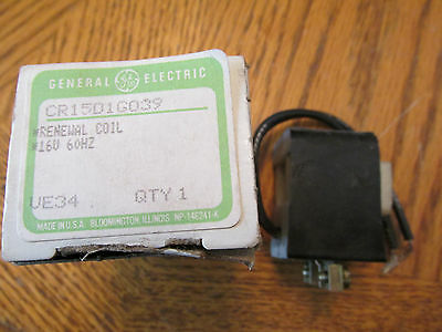 GE CR55-2G3 Renewal Coil Contactor 55-2G3-53 55 2 G3 53 208//240v 50//60Hz New Nos