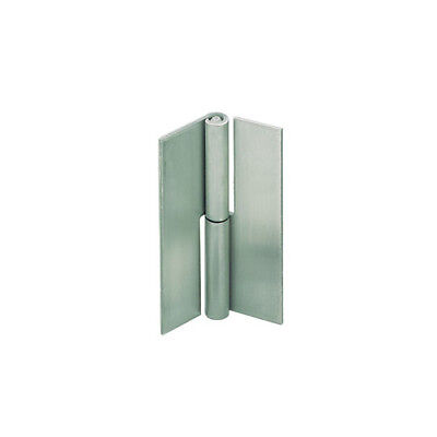 """ZORO SELECT 3HWC6 2/""""W x 2/""""H Stainless Steel Lift-Off Hinge"""