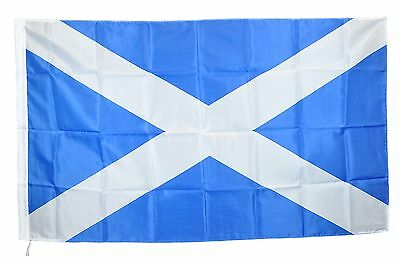 BANDIERA SCOZIA SCOTTISH NATIONAL FLAG NAZIONALE CALCIO SCOZZESE cm 90 x150