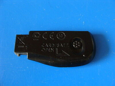 CANON POWERSHOT A1200 BLACK BATTERY'S DOOR FOR REPLACEMENT REPAIR PART