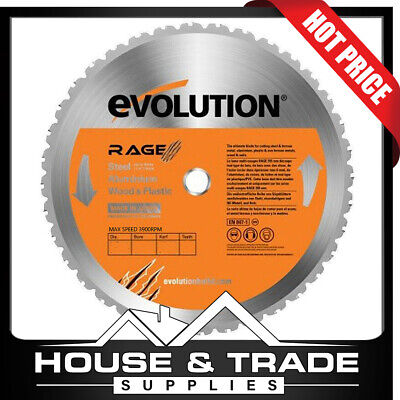 Evolution Rage 2 Multipurpose Blade 355mm EVO-BLADE355M