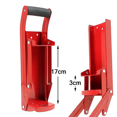 Heavy Duty Kitchenware Steel Can Crusher Cans Bottle Opener Recycling Tool Crush