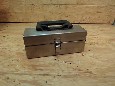 Set Of 7 Ohaus Balancing Scale Brass Calibration Apothecary Weights + case