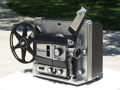 Bell & Howell model 483A  Super 8 Telecine projector  THE ULTIMATE !!!