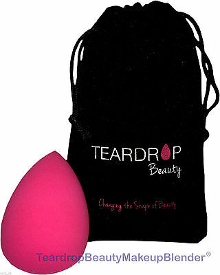 Original Teardrop Beauty Makeup Blender® Apply Cosmetic Foundation Sponge Pink -