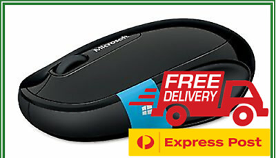 Microsoft  Wireless Sculpt Comfort Mouse With Bluetooth  Windows