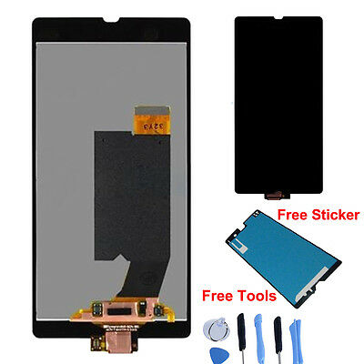 LCD Display Touch Screen Digitizer Replacement F Sony Xperia z L36h C6603 C6602